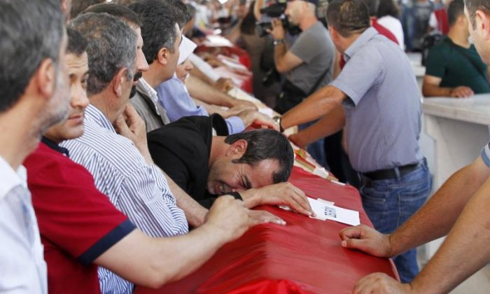 Gaziantep Attack: Terrorism expert explains why ISIS are most likely responsible for Gaziantep suicide bomber