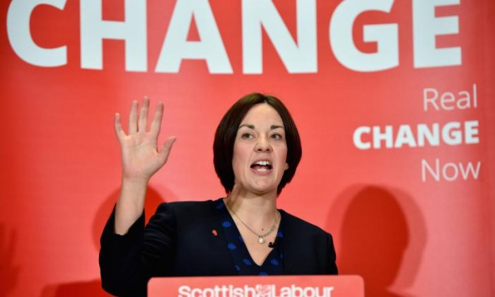 Scottish Labour leader Kezia Dugdale reveals her support for Owen Smith