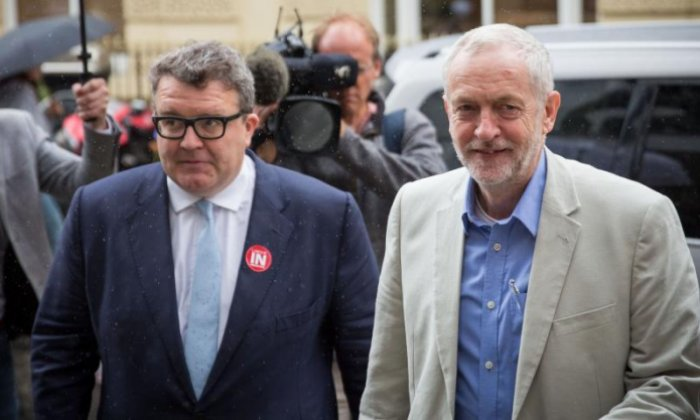 Tom Watson's comments are 'not as hostile as some are making out', says Momentum steering committee member