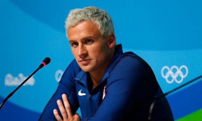Learn more about the four American swimmers in the Ryan Lochte robbery saga
