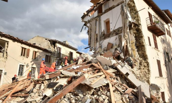 'Ancient buildings and monuments renders Italy vulnerable to earthquakes', says leading expert