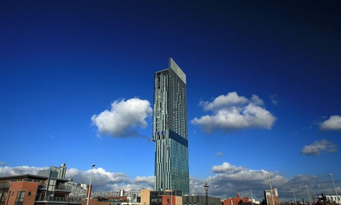 Beetham Tower: MAYBE