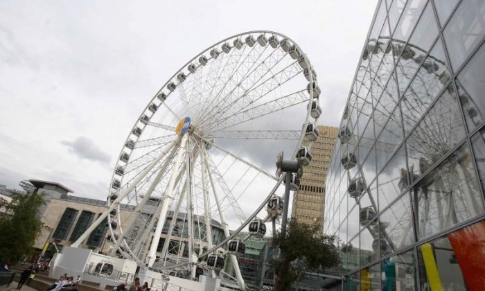 Wheel of Manchester: MAYBE