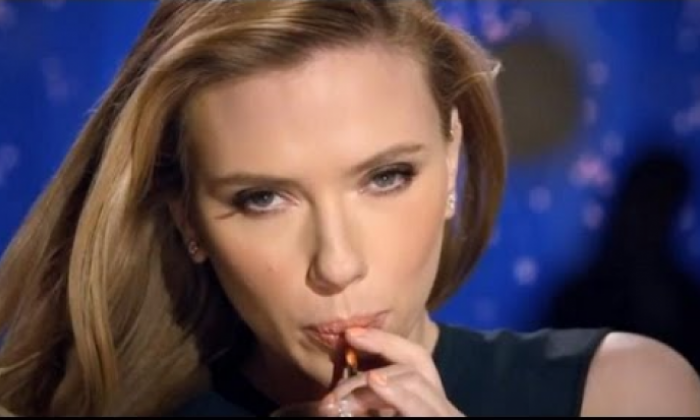 Scarlett Johansson's Sodastream Super Bowl 2014 advert
