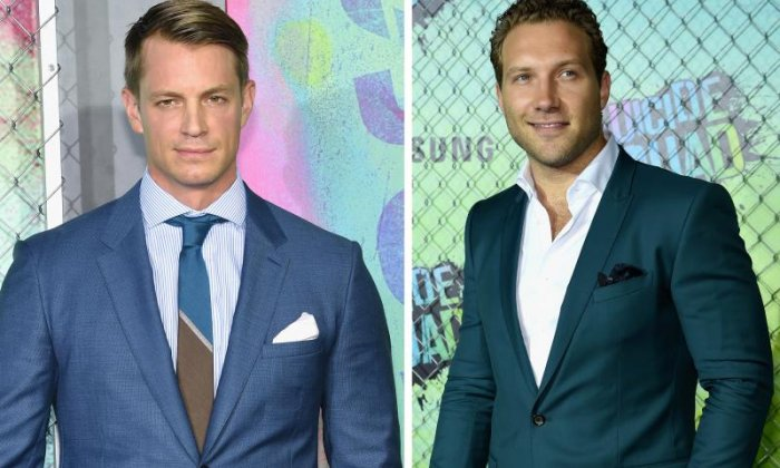 Suicide Squad's Joel Kinnaman and Jai Courtney on Will Smith, stunts and nicknames!