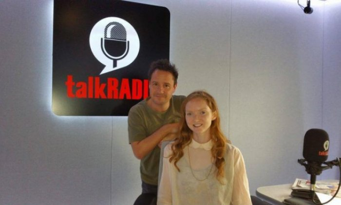 Actress Lily Cole reveals more about International Literacy Day