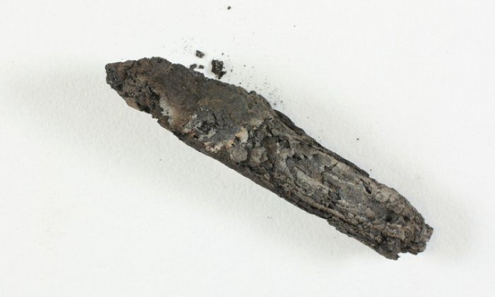 1,700 year-old scroll including text from the Hebrew Bible is revealed
