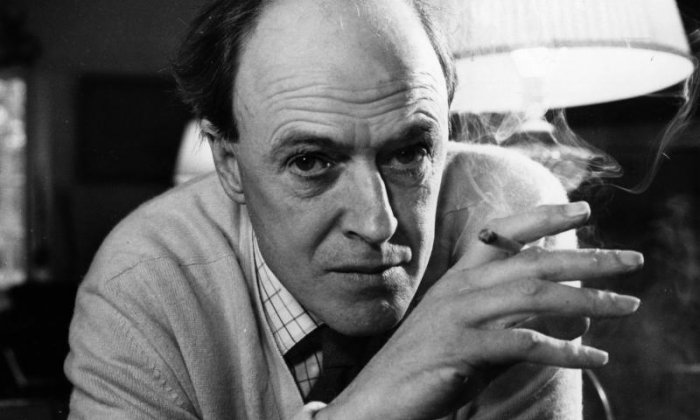 Today marks the 100th birthday of author Roald Dahl (Getty)