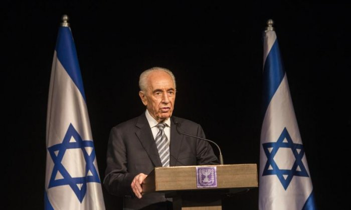 Shimon Peres: 'He did have this amazing magnetism', says The Jewish Chronicle