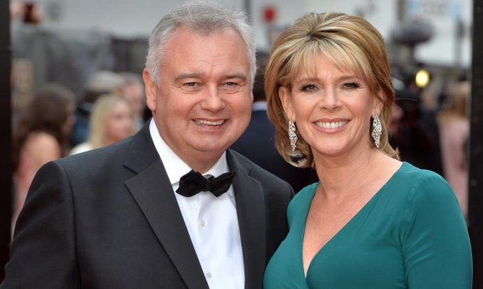 'They've got to show how far they can go with their money', says Eamonn Holmes as he explores the lives of the richest