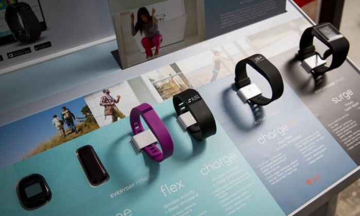 Fitness trackers: 'It distracts them from the other things that are important to control their weight', says leading professor