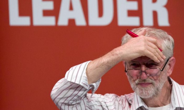 Corbyn now faces Owen Smith in a run-off for the Labour leadership