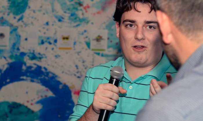 Palmer Luckey - Who is the young man behind the Hillary Clinton memes?