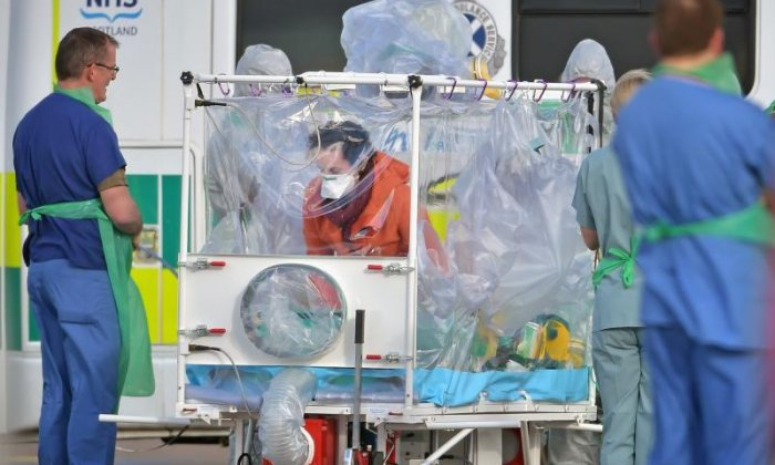 Ebola nurse Pauline Cafferkey facing disciplinary hearing over alleged misconduct