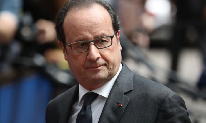 Francois Hollande: 'We're doing our bit' for Calais migrants, says Charlie Elphicke MP