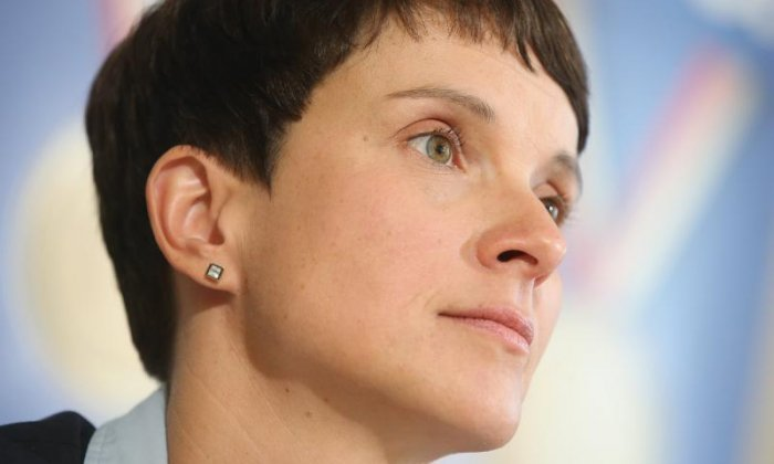 The Alternative for Germany takes the lead in regional exit polls, but who is their leader Frauke Petry