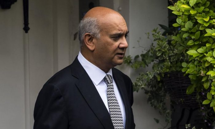 Keith Vaz steps down form his position as chairman of the House of Commons Home Affairs Select Committee