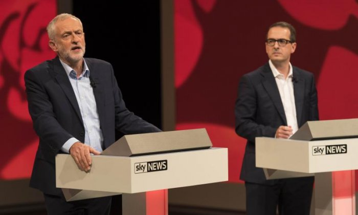 Labour party: 'The right thing to do is probably a split, there's a massive gap opening up in centre ground politics', says editor of The Times' Red Box