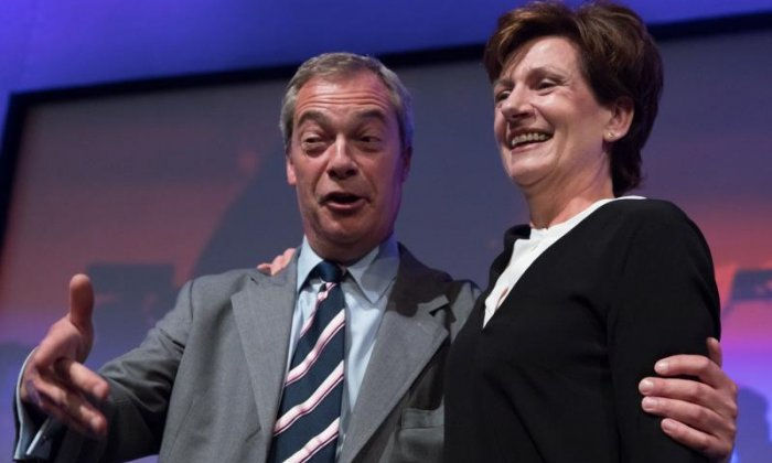 'Farage's legacy is one of amateurism combined with a lack of democracy internally in the party', says Ukip founder