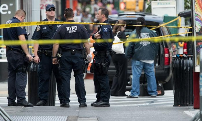 Manhattan and Elizabeth bombs were linked, says Homeland Security official