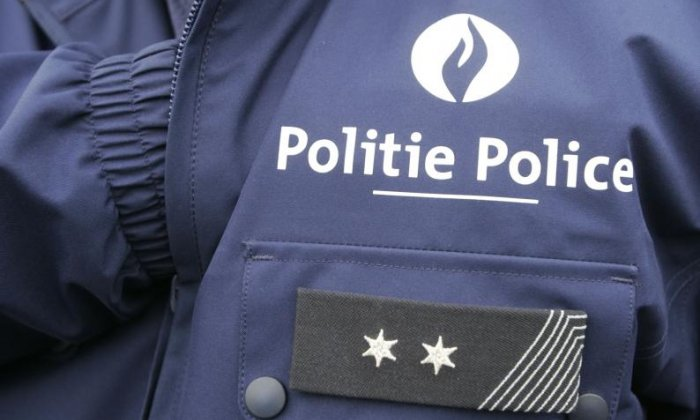 Two police officers stabbed in Brussels