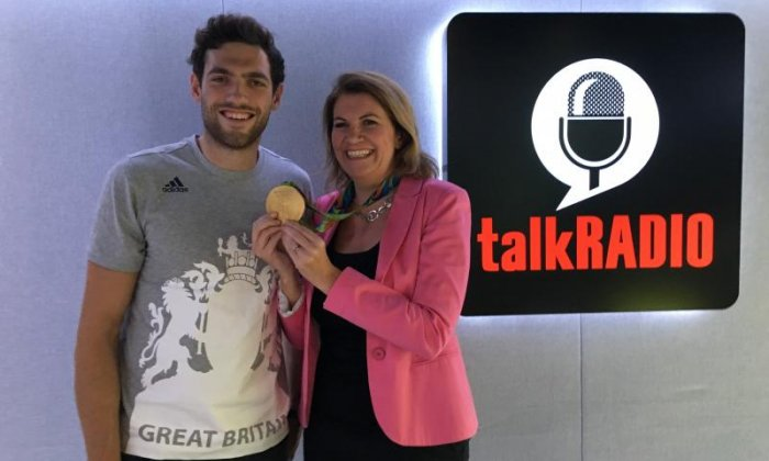 Gold medalist rower Matt Gotrel on competing in the Olympics and career