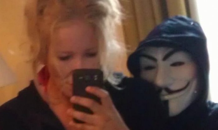Is Isis White Widow Sally Jones Really Running All -1067