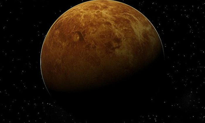 Lava from a volcano on Venus may be flowing