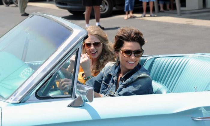 She could pull a Thelma and Louise