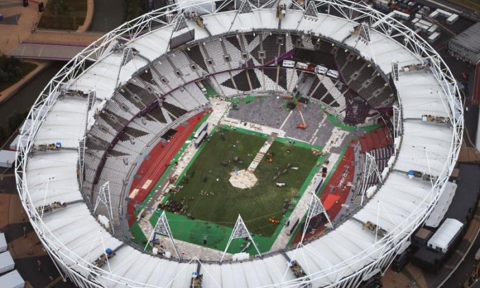 London Stadium - the series of security issues which have marred a state-of-the-art venue