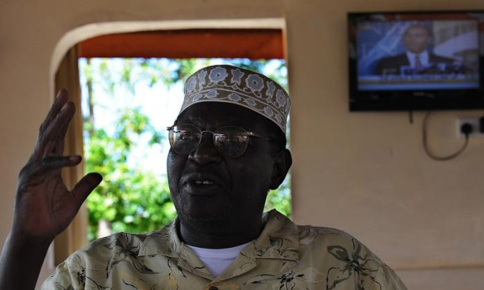 Malik Obama - a look into the man who is Barack Obama's half-brother