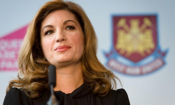'The Apprentice contestants' egos get bigger and bigger, until they realise they're not the best person', says Karren Brady