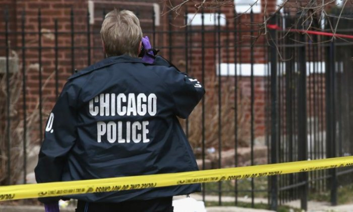 Chicago police release video of officer being beaten, as she fears shooting over potential backlash