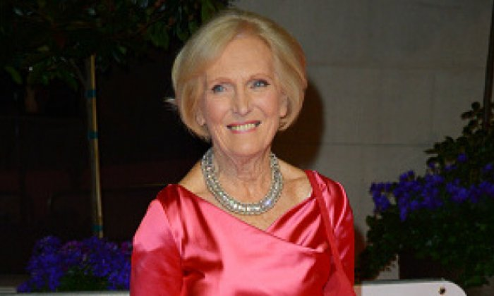 Mary Berry given new role on the day of The Great British Bake Off final