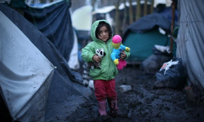 Calais Jungle children: Lord Alf Dubs calls for greater focus on safety over age