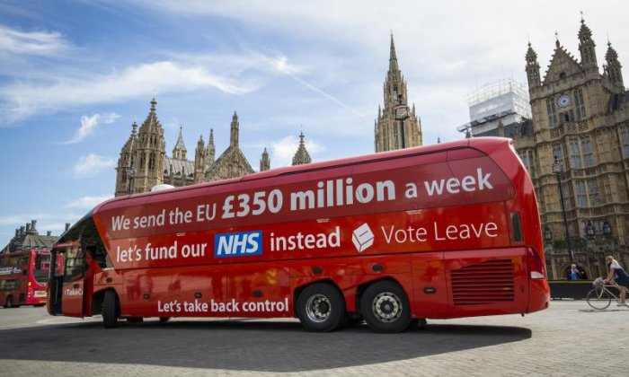 'The Tory Party is likely to fracture by 2020', says Norman Lamb as MPs call for Vote Leave's NHS promise to be upheld