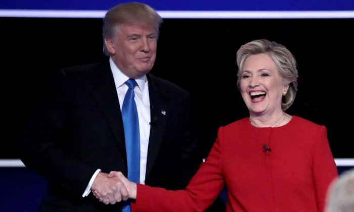 Final presidential debate between Hillary Clinton and Donald Trump to take place in Las Vegas