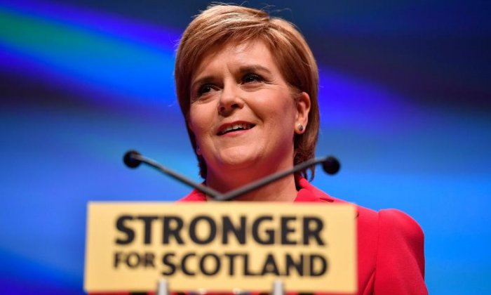 'Nicola Sturgeon is trying to stay on the side of her team members', by suggesting a second referendum, says Scottish Labour Party politician