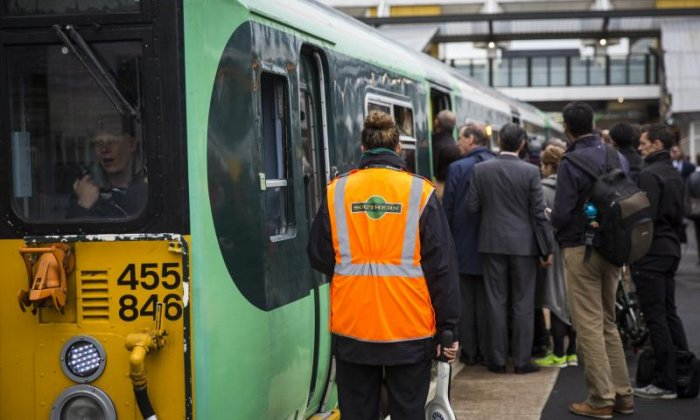 'The Department for Transport are calling the shots on Southern Rail', says Aslef
