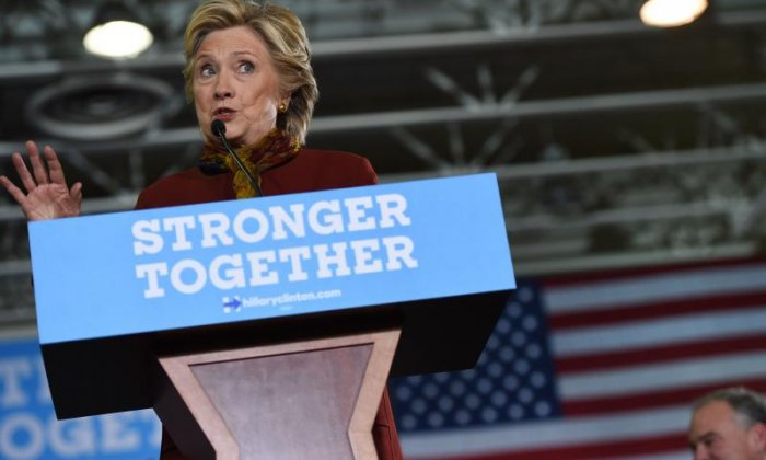 The Clinton campaign's recent attacks on Donald Trump were months in the making, according to leaked emails