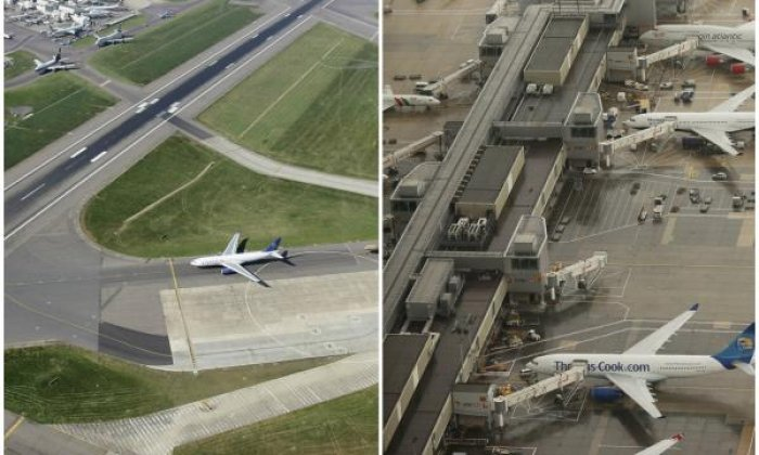 Airport expansion - decision on Heathrow or Gatwick to be made today