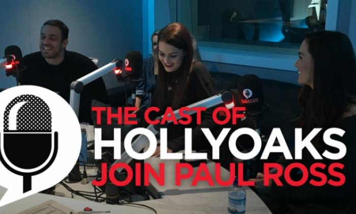 Hollyoaks cast on their storylines, 21st anniversary of the soap and GBBO