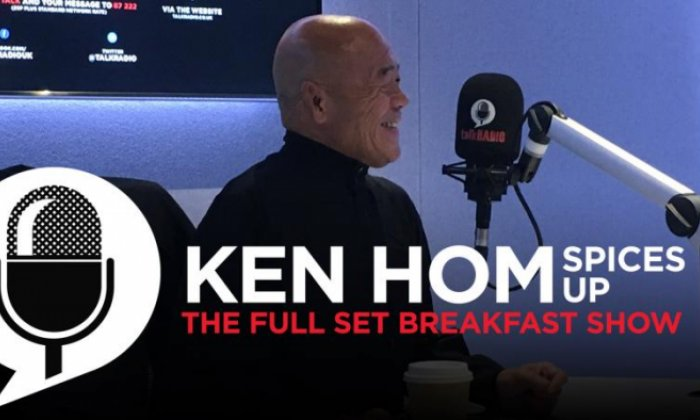 Master chef Ken Hom on his cooking experience and his beginnings