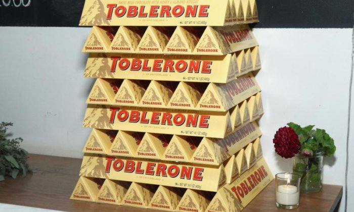 'It's the apocalypse' - Twitter reacts to Toblerone's changes