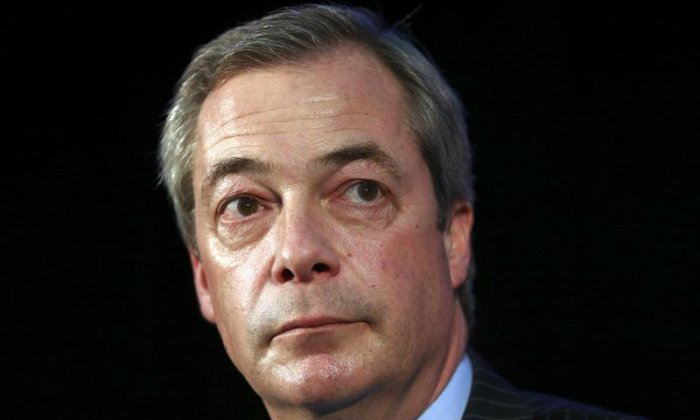 Nigel Farage: 'duty as ambassador is not to be liked, it's to represent the views of your government', says Sir Andrew Wood