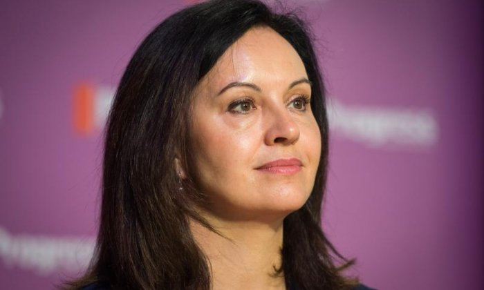 'The Home Secretary's desperately reaching for answers' with NHS passport scheme, says Caroline Flint MP
