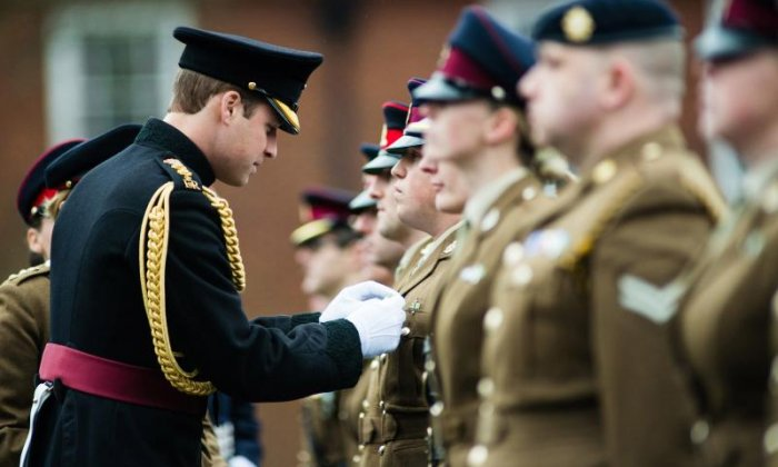 'The best way to deal with impostors wearing military medals is to embarrass them', says Colonel Bob Stewart