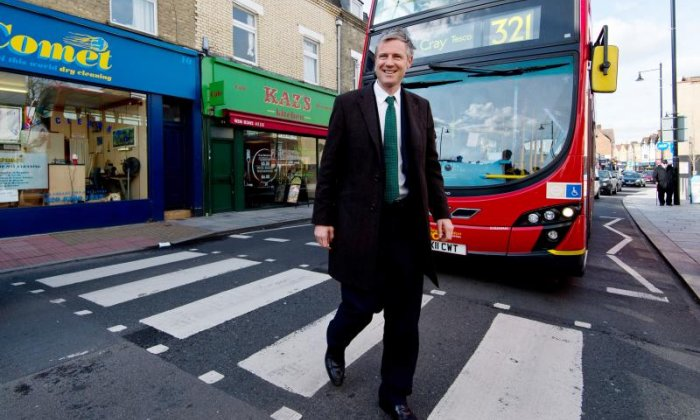 Zac Goldsmith spotted campaigning with a pro-Heathrow Conservative MP