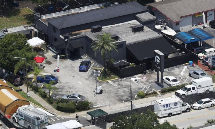 Orlando gunman Omar Mateen heard pledging his allegiance to Islamic State in police recordings