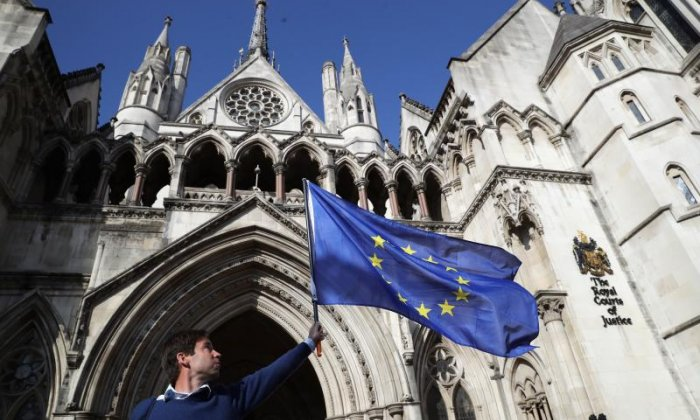 Ruling on Brexit legal challenge to come on Thursday